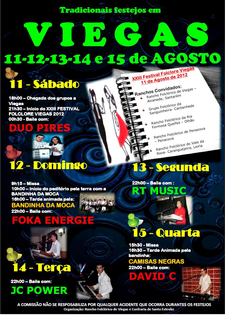 program 2012 viegas