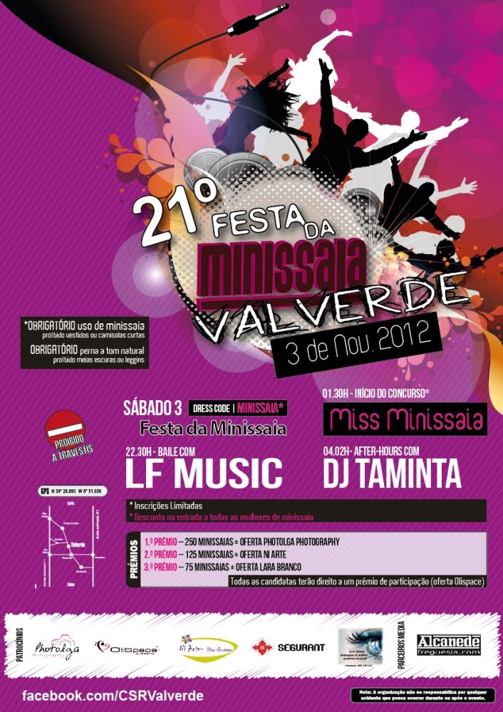 cartaz minissaia 2012