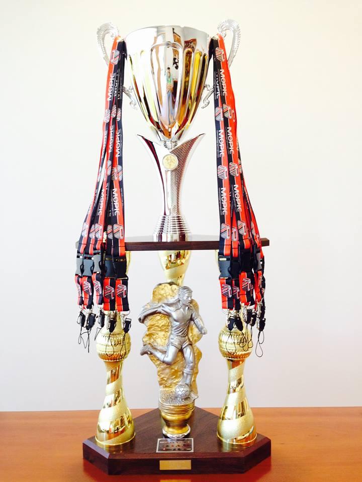 trofeu arca