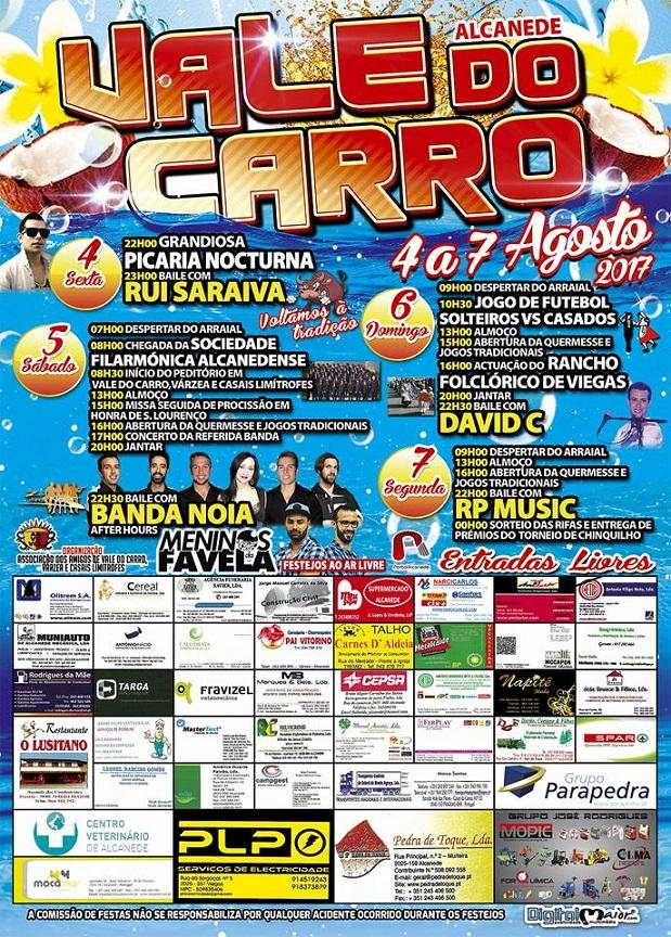 cartaz valecarro 2017