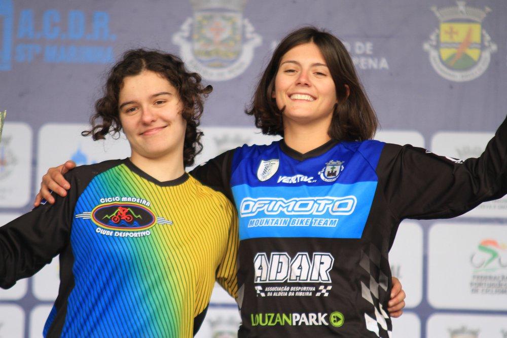 DHI 2018 nr4 Podio Elite Fem Margarida Bandeira